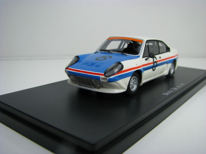 Škoda 739 Motorsport 1981 1:43 Avenue 43 Autocult